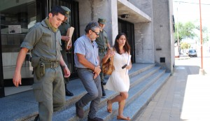 Mazafferi detenido