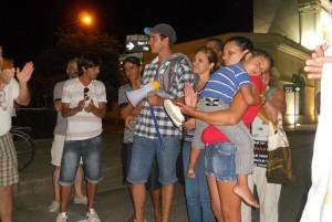 Jorge Quintero prometió seguir luchando por la memoria de Lorena.