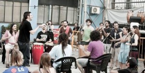 22-Seminario de percusión