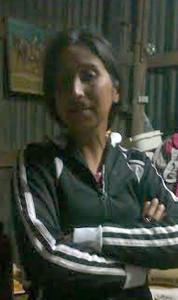 Lorena Quintero (primer plano)