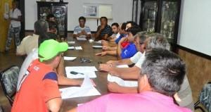 2014-reunión de la liga de fútbol