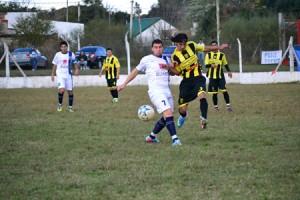 2014-Liga local de fútbol-Almagro