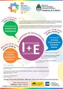 afiche semana de la ciencia 2014 final