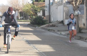 6 de julio 2014-Maratón de la ciudad 100