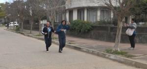 6 de julio 2014-Maratón de la ciudad-Angelito