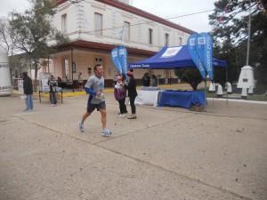 6 de julio 2014-Maratón de la ciudad-Fabián