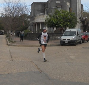 6 de julio 2014-Maratón de la ciudad-Horacio