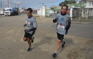 6 de julio 2014-Maratón de la ciudad -Julio
