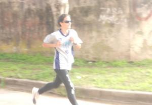 6 de julio 2014-Maratón de la ciudad-Lucha Aldaz