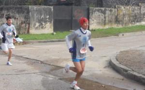 6 de julio 2014-Maratón de la ciudad-Oscar