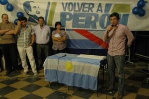 Agrupación Volver a Perón-2