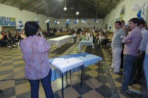 Agrupación Volver a Perón