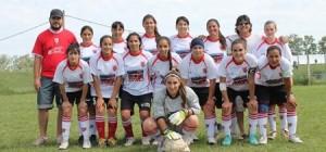 Fútbol femenino-María Auxiliadora-foto Antonella Trigos