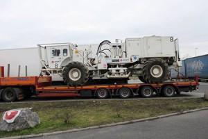 camiones vibradores