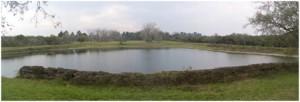 lago del Palacio