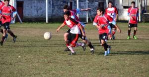 fútbol de Concepción del uruguay-juveniles