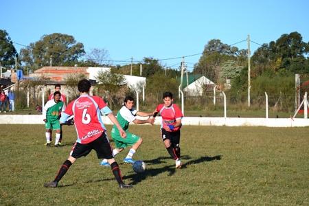 2014-Liga local de fútbol-María Auxiliadora