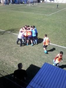 Juventud- Gimnasia Alberto Eduardo Castillo