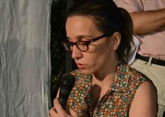La escritora y docente uruguayense Belén Sigot recibió una importante distinción.
