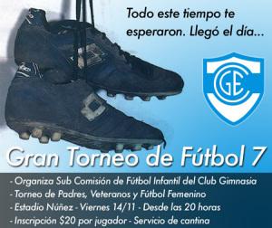 Torneo Fútbol 7a-Lobo