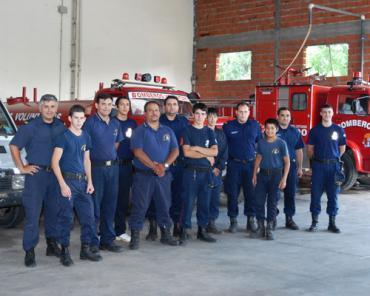 Los bomberos aceptaron la propuesta provincial.