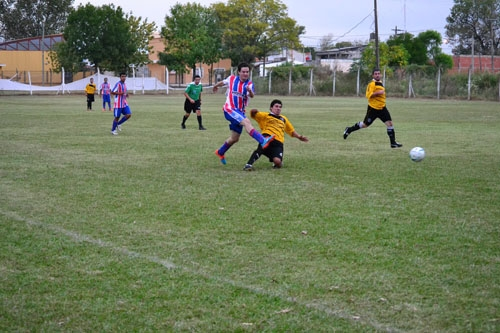 14 de marzo 2015-fútbol local masculino