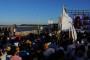31 de marzo de 2015-cristina inaugura la isla