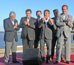 31 de marzo-inauguración de la isla del Pueto