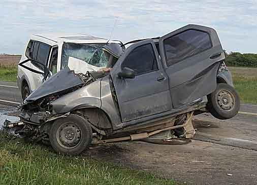 Verano vial: treinta víctimas fatales en las rutas de Entre Ríos.