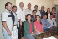 17 de abril de 2015-UCR con vecinalistas de Pronunciamiento