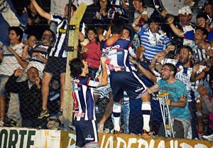 26 de abril de 2015-Atlético vs Argentino de Franck-Barsotti