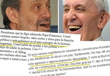 Insólitos-Leuco-y-el-Papa