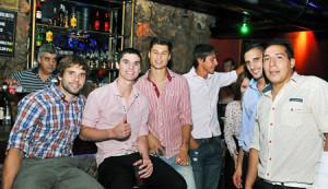 23 de mayo festejos de Atlético Uruguay