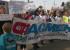 Gchú-protesta docente contra Scioli