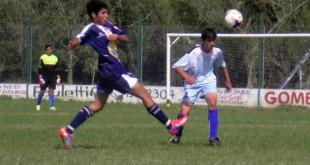 El Sub 15 arrancó con un triunfo. (Foto: Liga local de fútbol).