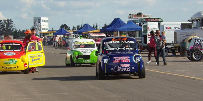 Habrá automovilismo en el finde uruguayense.