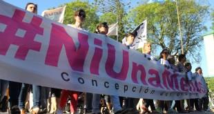 """""""Necesitamos una población activa y empoderada para que ya no sean necesarios ni lamentos, ni marchas, ni pedidos desesperados"""" reclamaron."""