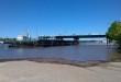 Otra vez el río Uruguay se encuentra creciendo. (Foto: Archivo de El Miércoles Digital).