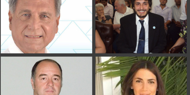 Los legisladores fueron elegidos el 25 de octubre (Foto: APF).