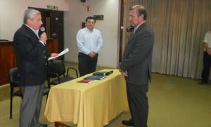 Fernando Abel Lescano. Servicios Sanitarios. (El Miércoles Digital).