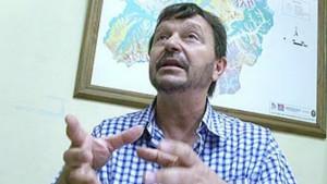 El ex ministro de la Producción, Roberto Schunk-