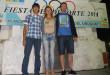 Chivel y Ríos nuevamente ternados este año en maratón. En el 2014 compitieron ante Federico Rode que fue elegido el deportista del Año. (Foto: Archivo de El Miércoles Digital).