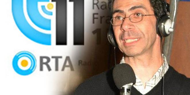 Abelardo Santángelo es el nombre PROpuesto para LT11.
