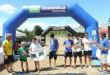 Maratón podio Ferreyra Bonnin
