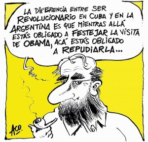 Chiste sobre Obama