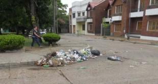 Piden colaboración a la ciudadanía que no tiren la basura en cualquier parte. (Foto: El Miércoles Digital).