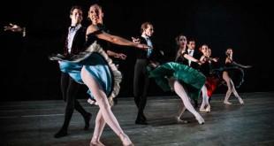 """20: En el Auditorio """"Carlos María Scelzi"""" (8 de Junio y Urquiza). Día internacional de la danza."""