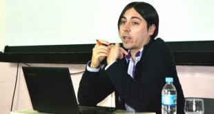 """Nuestro compañero Valentín Bisogni disertará sobre """"Periodismo Cooperativo"""". (Foto: El Miércoles Digital)."""