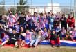 Rivadavia festejó en cuarta división.