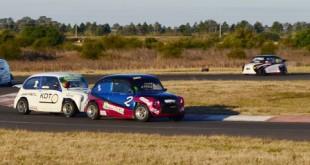 Sábado y domingo: Autódromo de Concepción del Uruguay. Competencia de la CE 850, TS 1400, Citroen Competición, TC Litoral A y B. (Foto: Ale Gauna).